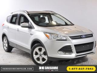Used 2015 Ford Escape SE GPS BANC-CHAUF for sale in Saint-leonard, QC