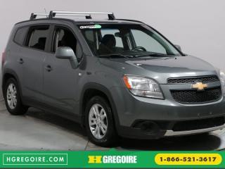 Used 2012 Chevrolet Orlando 1LT A/C GR ELECT for sale in Saint-leonard, QC
