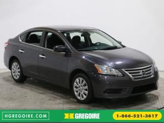 Used 2013 Nissan Sentra S A/C GR ELECT for sale in Saint-leonard, QC