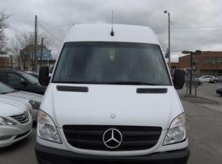 Used 2012 Mercedes-Benz Sprinter EXT for sale in North York, ON