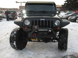 Used 2012 Jeep Wrangler RUBICON for sale in North York, ON