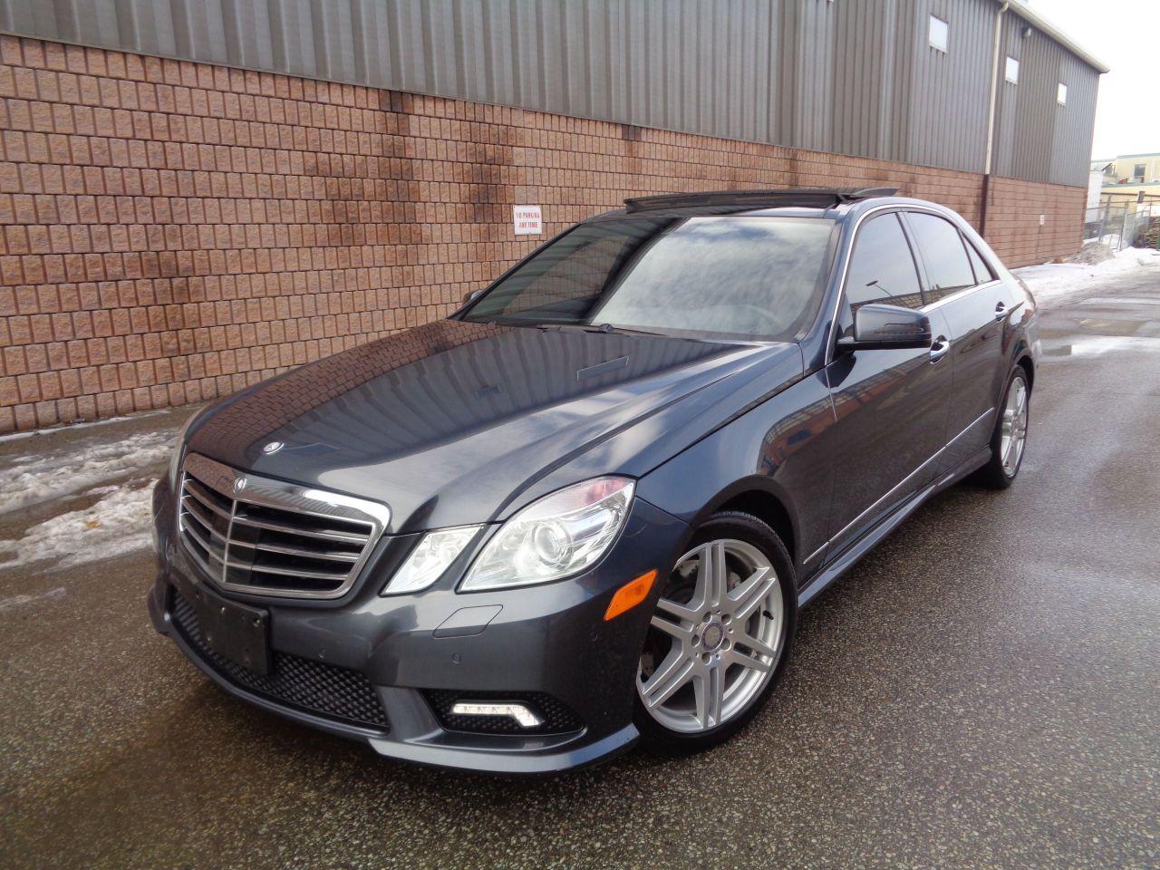 2010 Mercedes-Benz E-Class ***SOLD***