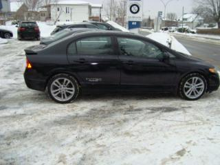 Used 2008 Honda Civic SI for sale in Mascouche, QC