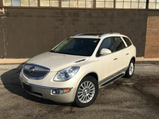 Used 2010 Buick Enclave CXL1 - 7 PASS - AWD - LEATHER - SUNROOF for sale in North York, ON