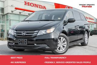 Used 2015 Honda Odyssey EX-L RES | Automatic for sale in Whitby, ON
