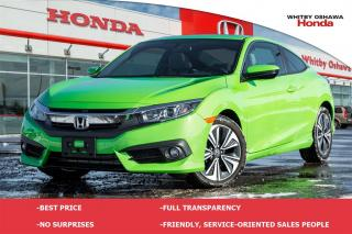 Used 2016 Honda Civic EX-T for sale in Whitby, ON