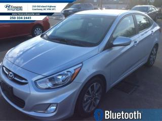 Used 2017 Hyundai Accent SE Auto  - Certified - Sunroof for sale in Courtenay, BC