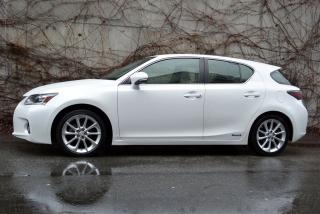 Used 2012 Lexus CT 200h Technology Package for sale in Vancouver, BC