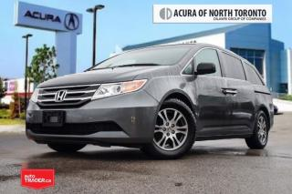 Used 2012 Honda Odyssey EX for sale in Thornhill, ON