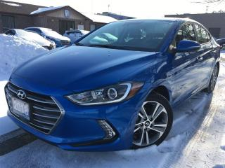 Used 2018 Hyundai Elantra GLS-Pristine condition-Save $$$ for sale in Mississauga, ON