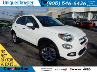 Used 2016 Fiat 500X Sport|AWD|LOW KM!|BLUETOOTH| for sale in Burlington, ON