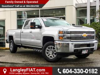 Used 2017 Chevrolet Silverado 3500HD LT NO ACCIDENTS, B.C OWNED for sale in Surrey, BC