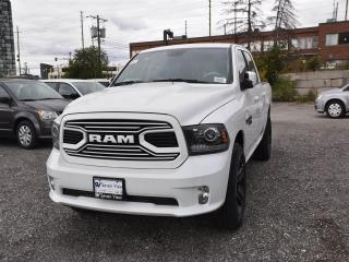Used 2018 Dodge Ram 1500 Sport|KEYLESS ENTRY|DUAL EXHAUST|4X4|UCONNECT for sale in Concord, ON