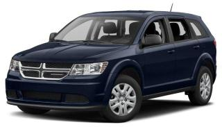 New 2017 Dodge Journey CVP/SE for sale in Abbotsford, BC