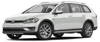New 2018 Volkswagen Golf Alltrack 1.8 TSI for sale in Surrey, BC