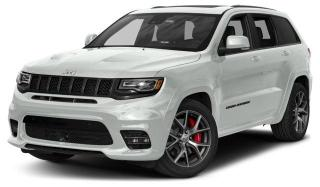 New 2018 Jeep Grand Cherokee Trackhawk for sale in Surrey, BC