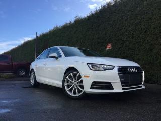 Used 2017 Audi A4 2.0T Progressiv for sale in Surrey, BC