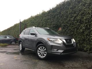 Used 2017 Nissan Rogue SV 4dr AWD + HEATED FT SEATS + SUNROOF + BACK-UP CAM for sale in Surrey, BC