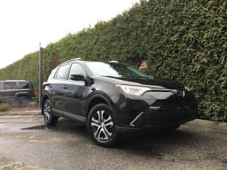 Used 2017 Toyota RAV4 LE AWD + HEATED FT SEATS + BACK-UP CAMERA + ALLOYS for sale in Surrey, BC
