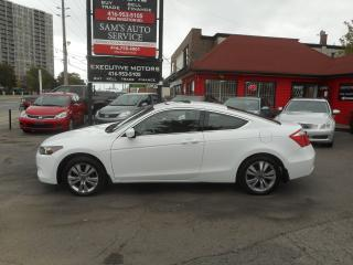 Used 2009 Honda Accord EX COUPE LOW KM!! NO ACCIDENT for sale in Scarborough, ON