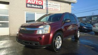 Used 2007 Chevrolet Equinox Traction intégrale, 4 portes LS for sale in Saint-hubert, QC