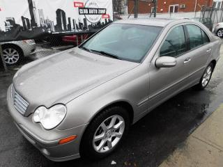 Used 2007 Mercedes-Benz C280 C-Class 4 Matic for sale in Lemoyne, QC