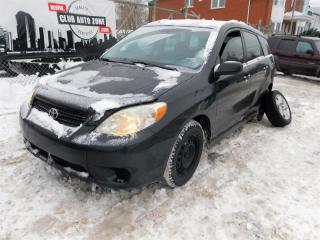 Used 2006 Toyota Matrix XR CRUISE CONTROL for sale in Lemoyne, QC