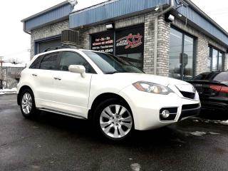 Used 2011 Acura RDX Traction intégrale 4 portes groupe techn for sale in Longueuil, QC