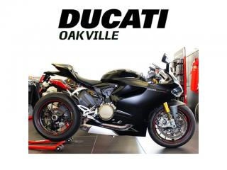 Used 2014 Ducati 1199 Panigale S S BLACK FACTORY for sale in Oakville, ON