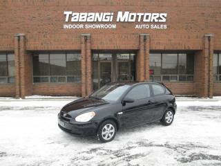 Used 2009 Hyundai Accent AUTOMATIC   FULL SERVICE RECORDS   for sale in Mississauga, ON