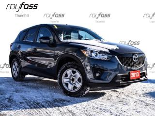 Used 2013 Mazda CX-5 GS Sunroof Heated Seats for sale in Thornhill, ON