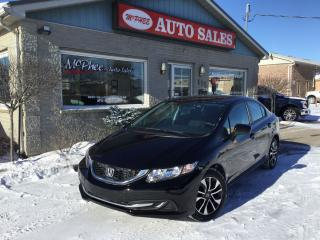 Used 2015 Honda Civic EX for sale in London, ON
