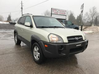 Used 2008 Hyundai Tucson GL for sale in Komoka, ON