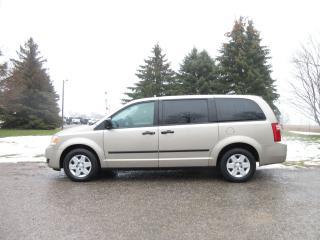 Used 2009 Dodge Grand Caravan SE for sale in Thornton, ON
