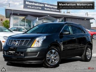 Used 2014 Cadillac SRX 4 AWD LUXURY |NAV|CAMERA|PANO|PHONE|BLINDSPOT for sale in Scarborough, ON
