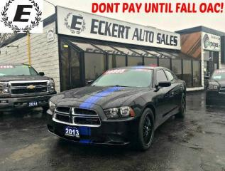 Used 2013 Dodge Charger SE WITH TINTED WINDOWS AND CUSTOM RIMS for sale in Barrie, ON