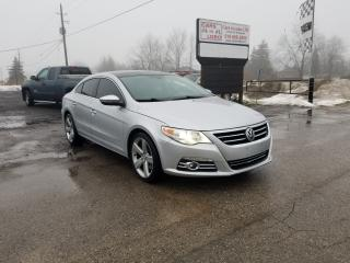 Used 2009 Volkswagen Passat CC Highline for sale in Komoka, ON