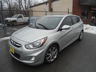 Used 2012 Hyundai Accent SE for sale in St Catharines, ON