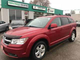 Used 2010 Dodge Journey SXT l 7 Pass l Heated Seats l Remote Start for sale in Waterloo, ON