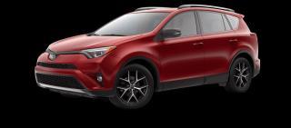 New 2018 Toyota RAV4 se for sale in Renfrew, ON
