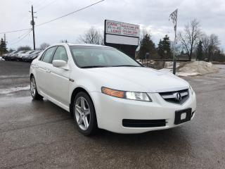 Used 2006 Acura TL W/NAVIGATION PKG for sale in Komoka, ON