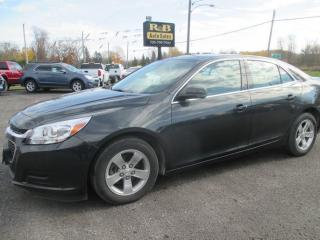 Used 2014 Chevrolet Malibu LT for sale in Omemee, ON