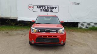Used 2015 Kia Soul EX+ for sale in Barrie, ON