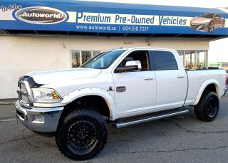 Used 2014 RAM 3500 Longhorn for sale in Langley, BC