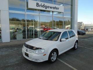 Used 2008 Volkswagen Golf City - FUN & RELIABLE! for sale in Hebbville, NS