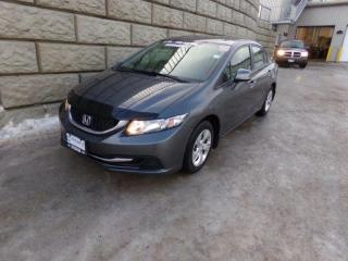 Used 2013 Honda Civic LX for sale in Fredericton, NB