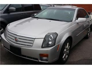 Used 2007 Cadillac CTS for sale in North York, ON