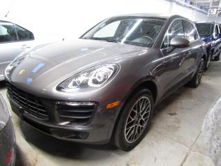 Used 2015 Porsche Macan S | 20 Inch Wheels | Navigation | for sale in North York, ON