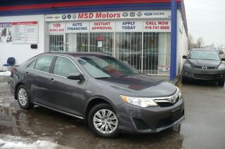 Used 2012 Toyota Camry LE Hybrid for sale in Etobicoke, ON