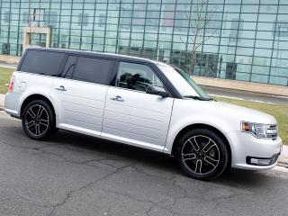 Used 2015 Ford Flex LTD|AWD|NAVI|DUAL DVD|REARCAM|7 SEATS for sale in Scarborough, ON